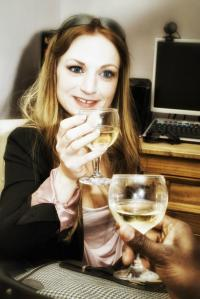 Melanie Denholme as Pauline
