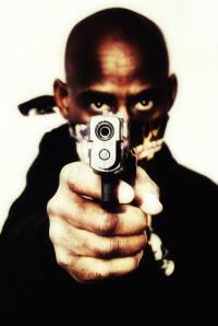 Rudy Barrow as Burglar